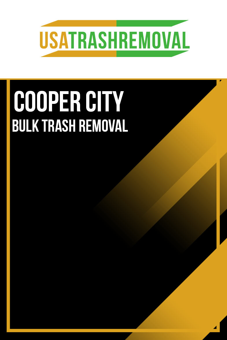 Cooper City Bulk Trash Removal