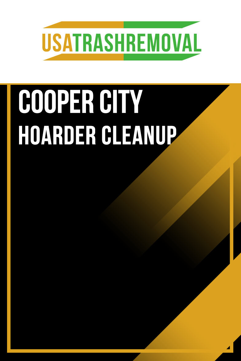 Cooper City FL Hoarder Cleanup