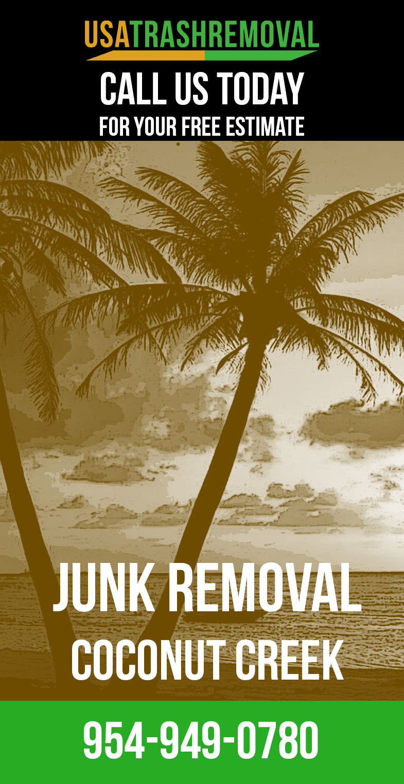 Junk Removal Coconut Creek