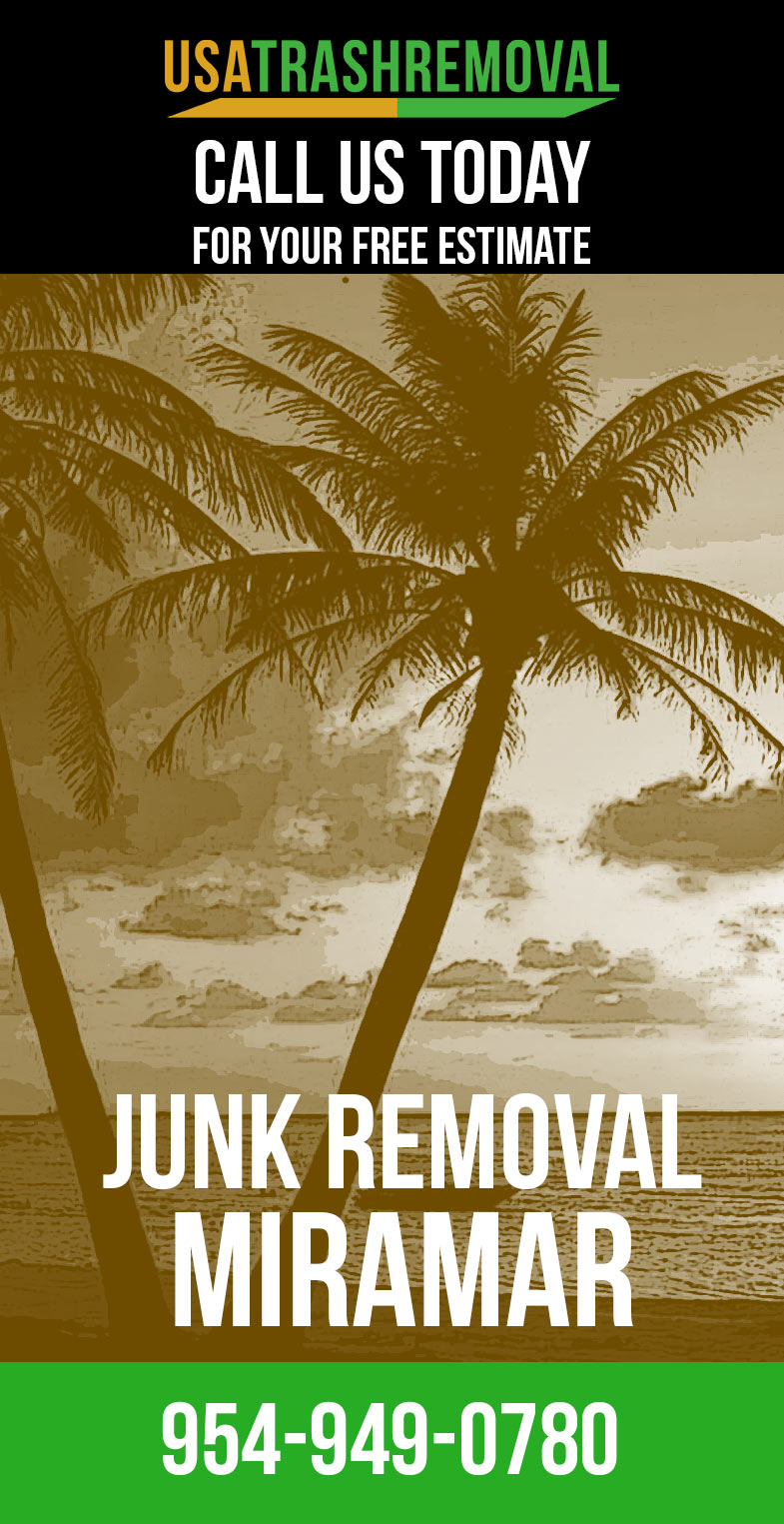 Junk Removal Miramar - Trash Pick Up