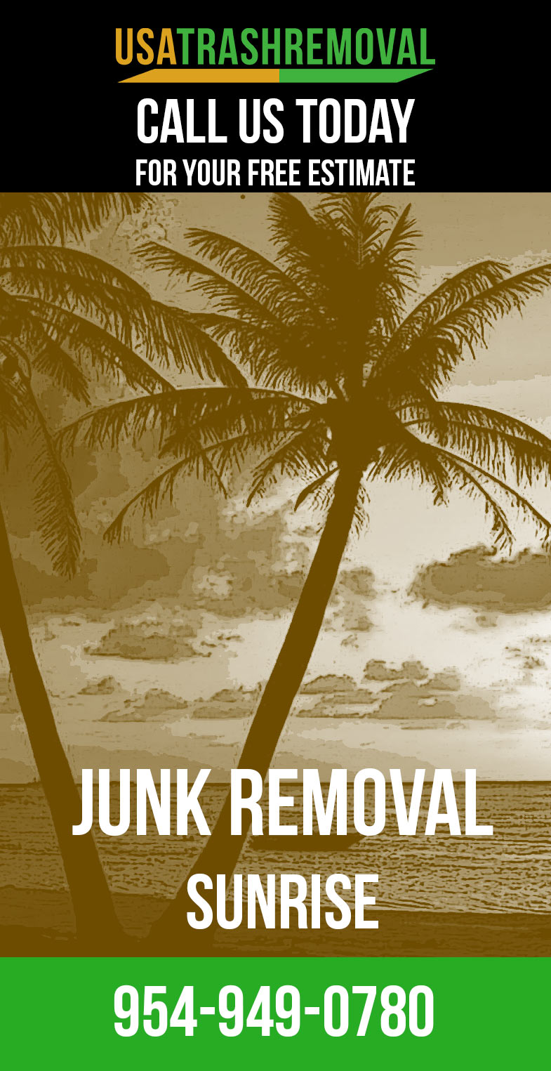 Junk Removal Sunrise