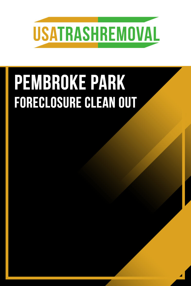 Pembroke Park Foreclosure Cleanout