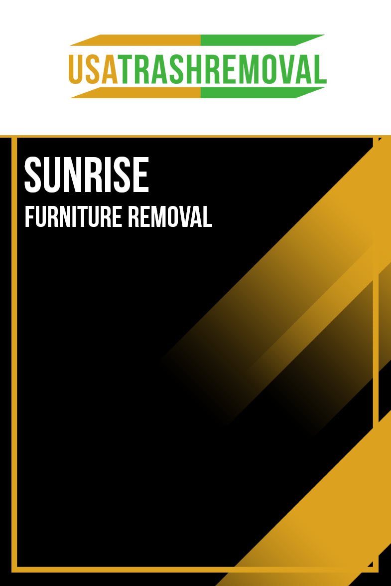 Sunrise Furniture Removal