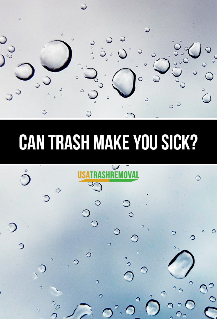 Can Trash Make You Sick
