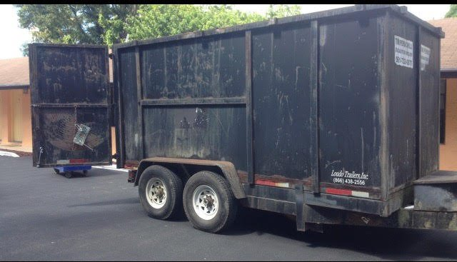 Dumpster On Wheels Rental