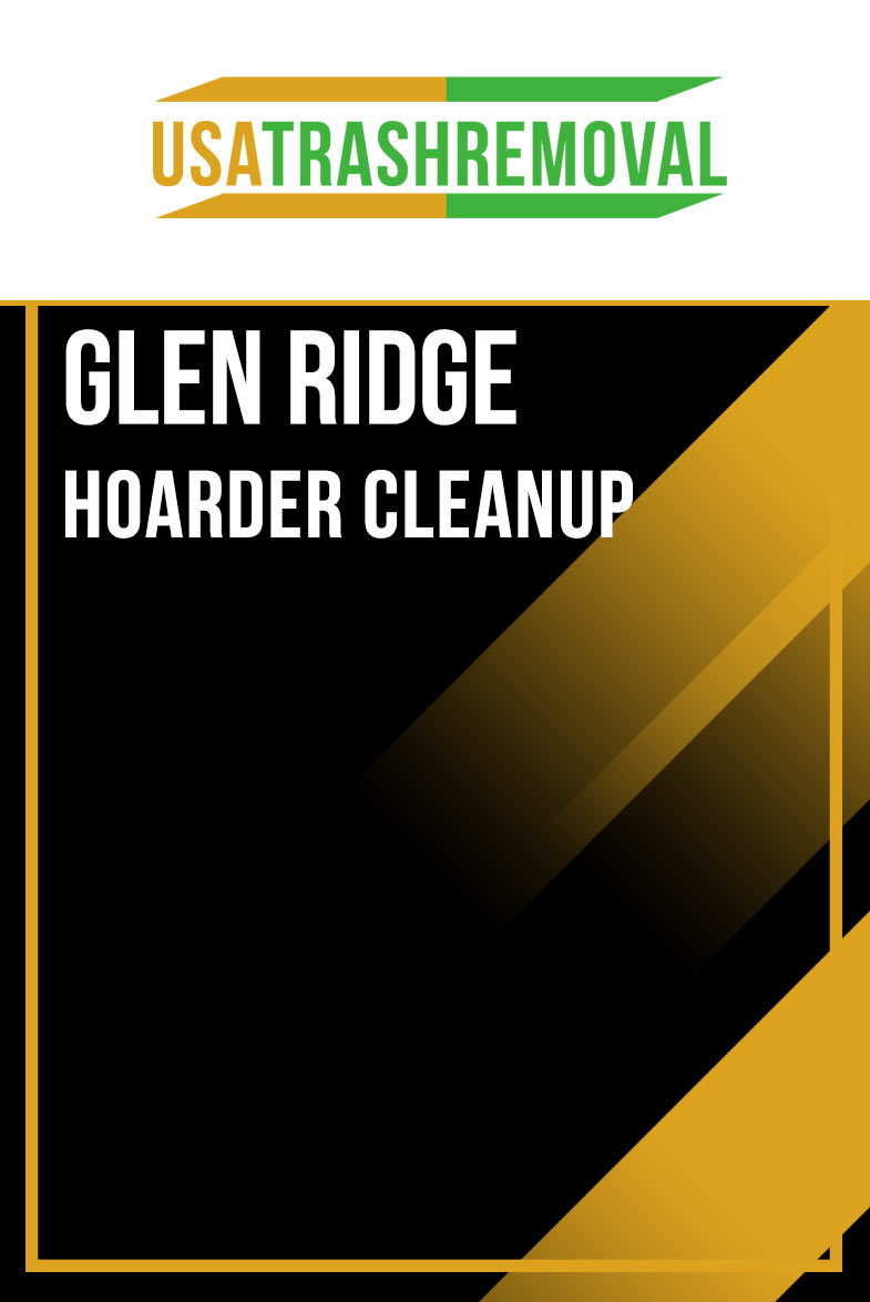 Glen Ridge FL Hoarder Cleanup
