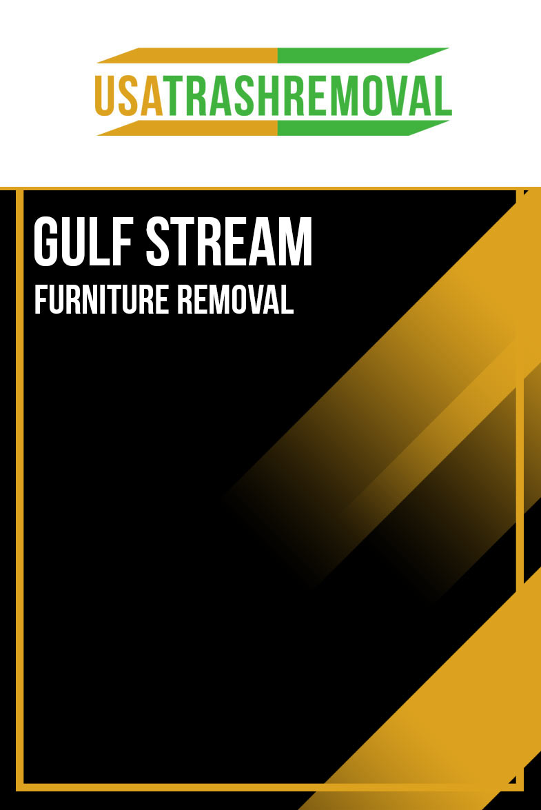 Gulf Stream FL Furniture Removal