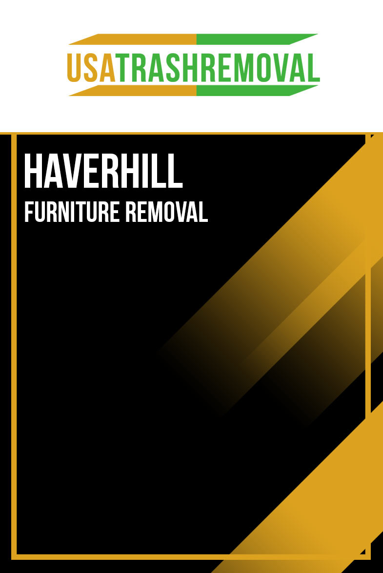Haverhill FL Furniture Removal