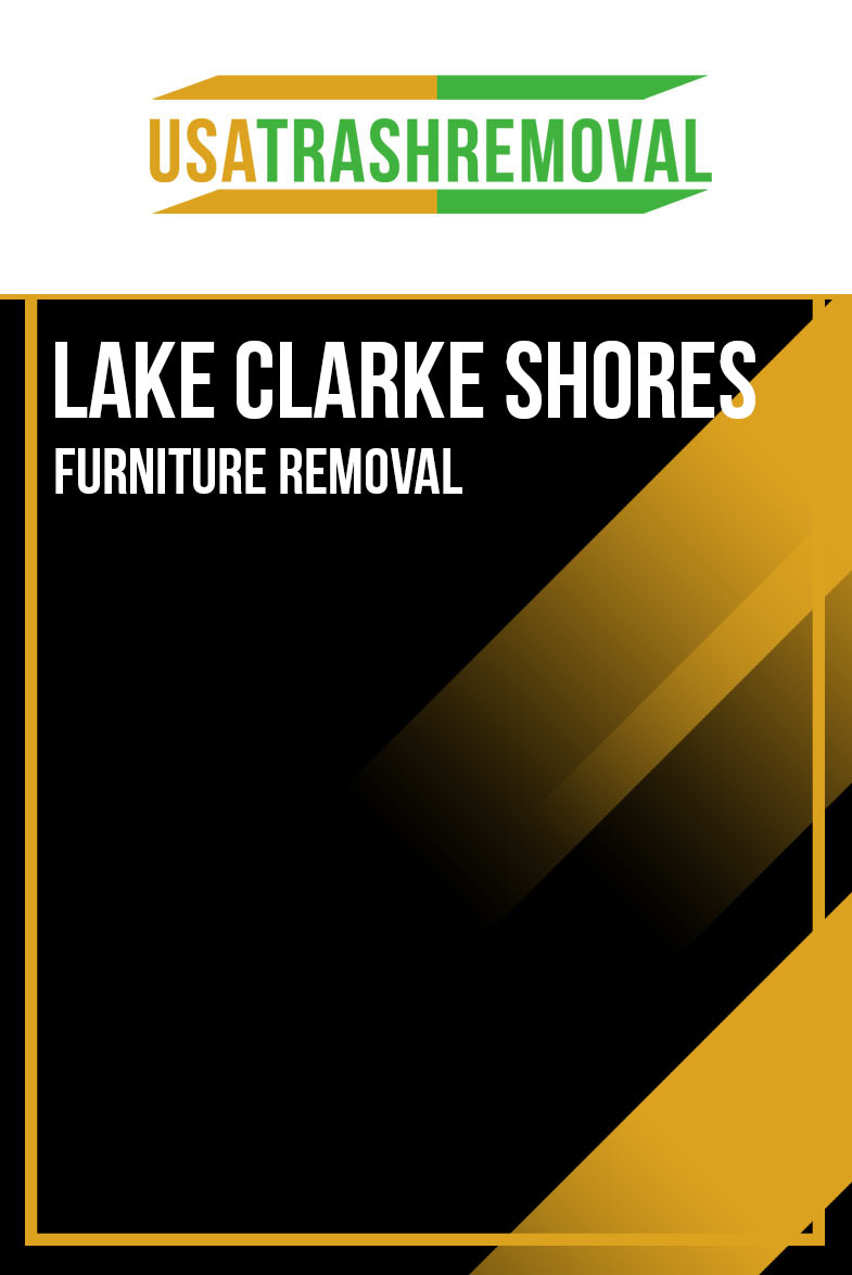 Lake Clarke Shores  Furniture Removal