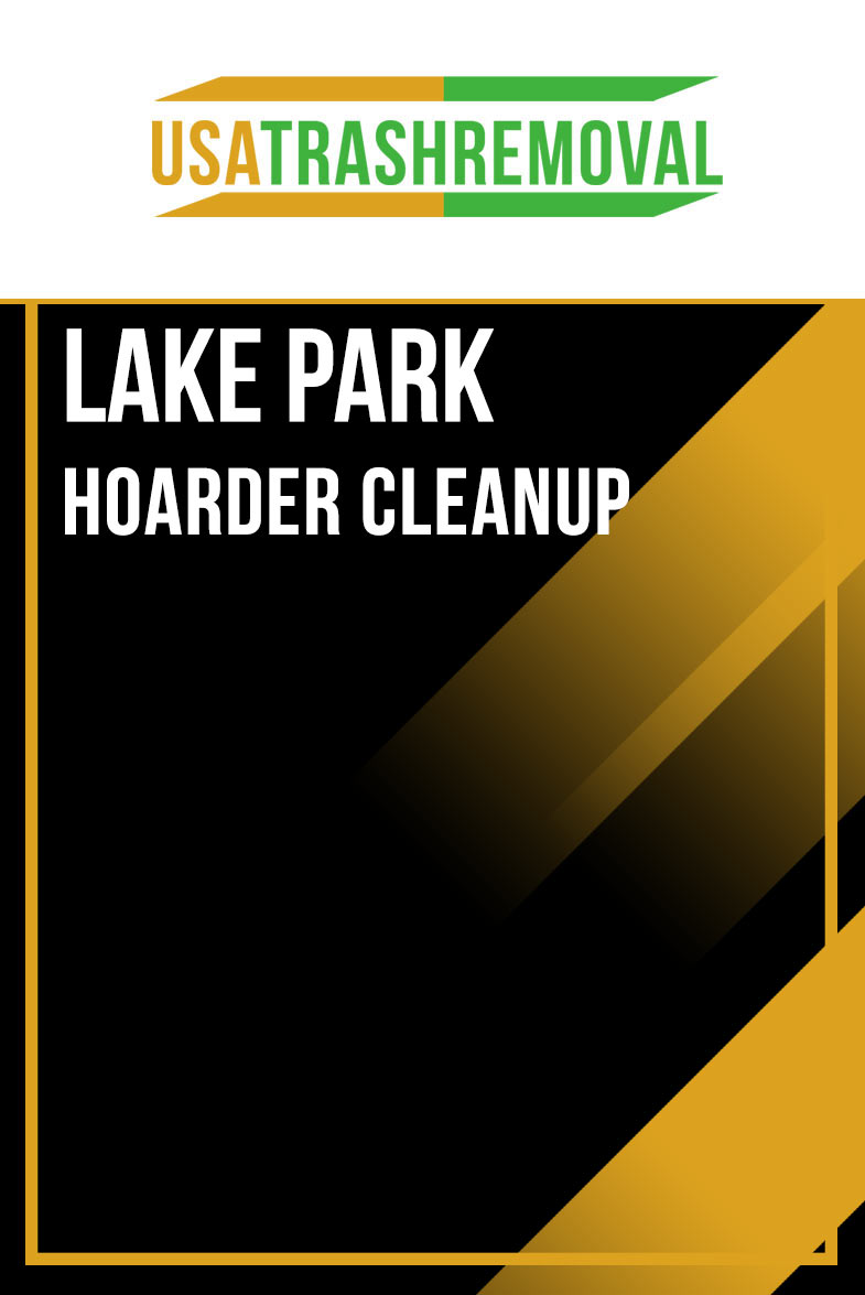 Lake Park Hoarding Cleanup & Shed Removal