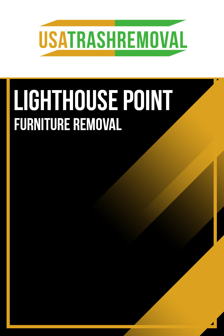 Lighthouse Point Furniture Removal
