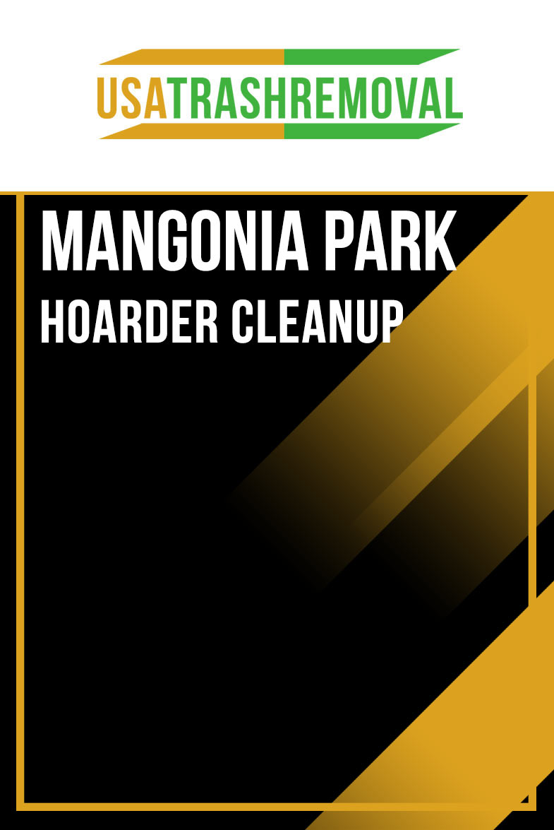 Mangonia Park FL Hoarder Cleanup