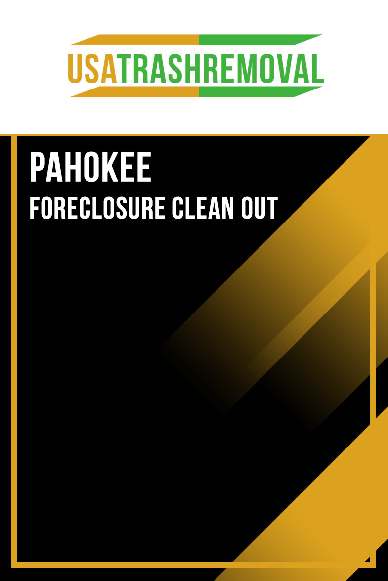 Pahokee  Cleanout