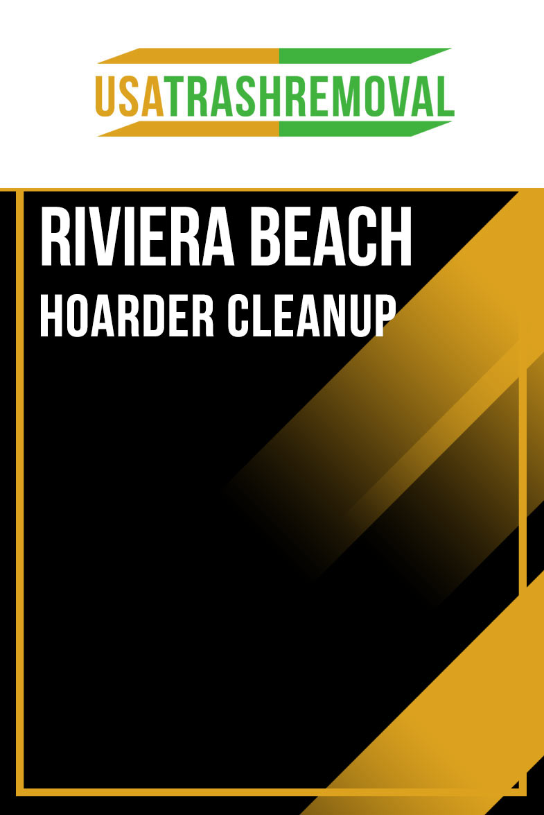 Riviera Beach Hoarding Cleanup & Shed Removal