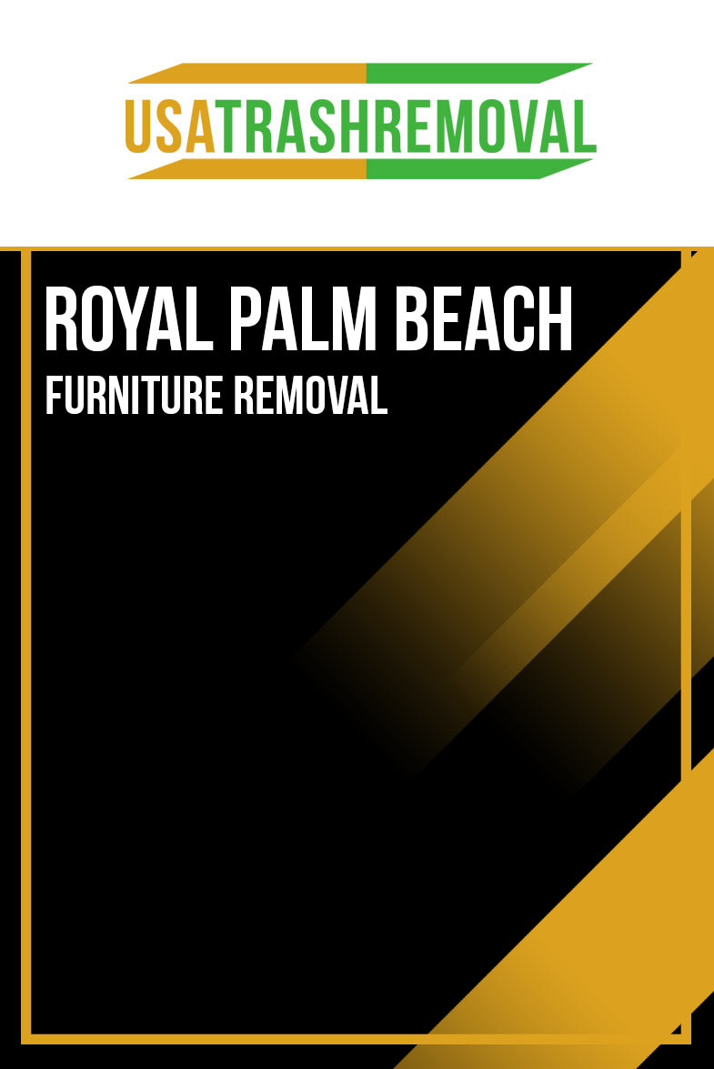 Royal Palm Beach Furniture Removal