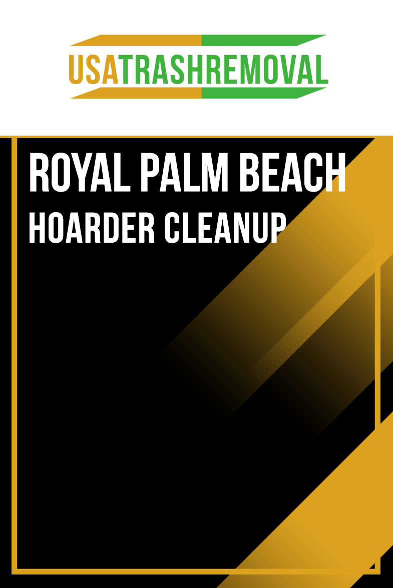 Royal Palm Beach Hoarding Cleanup & Shed Removal