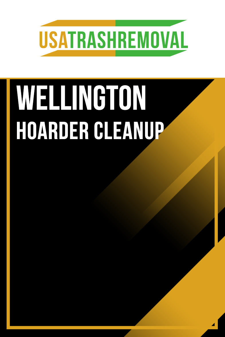 Wellington FL Hoarder Cleanup