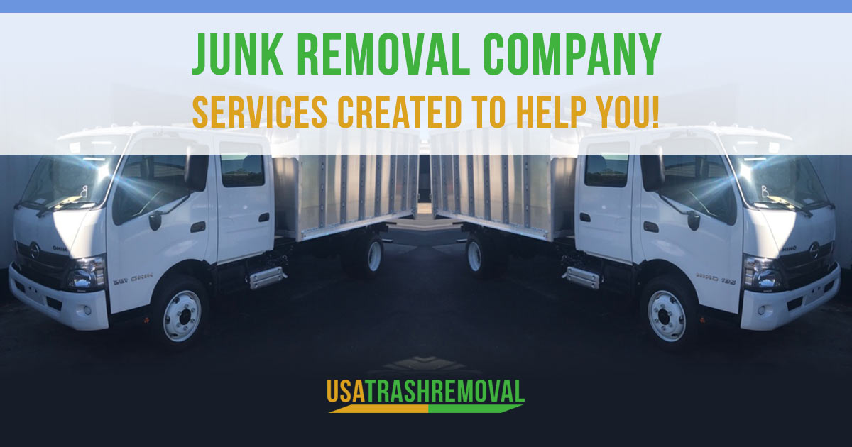 Junk Removal Company Services