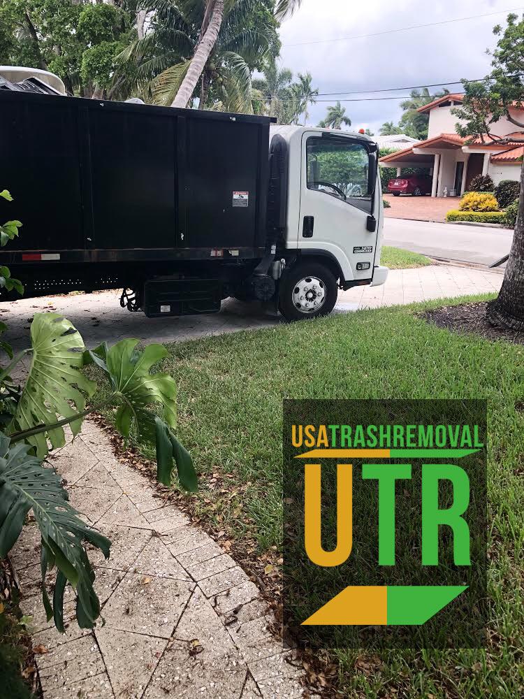 Junk Removal Key Biscayne Florida