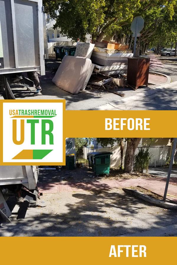 Miami Gardens Junk Removal Company