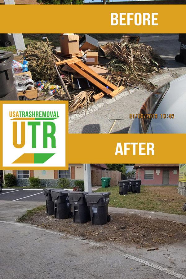 Miami Gardens Junk Removal Service